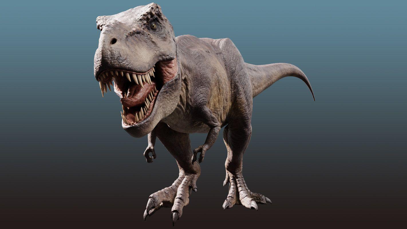 3D model tyrannosaurus rex Tyrannosaurus rex