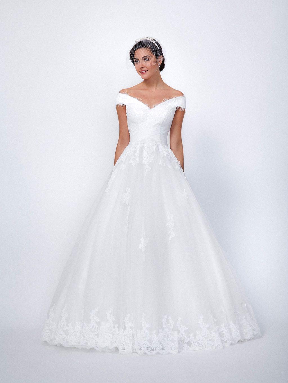 Vestido de Novia de Ada Novias (Ellen02), colección ellen, corte en ...