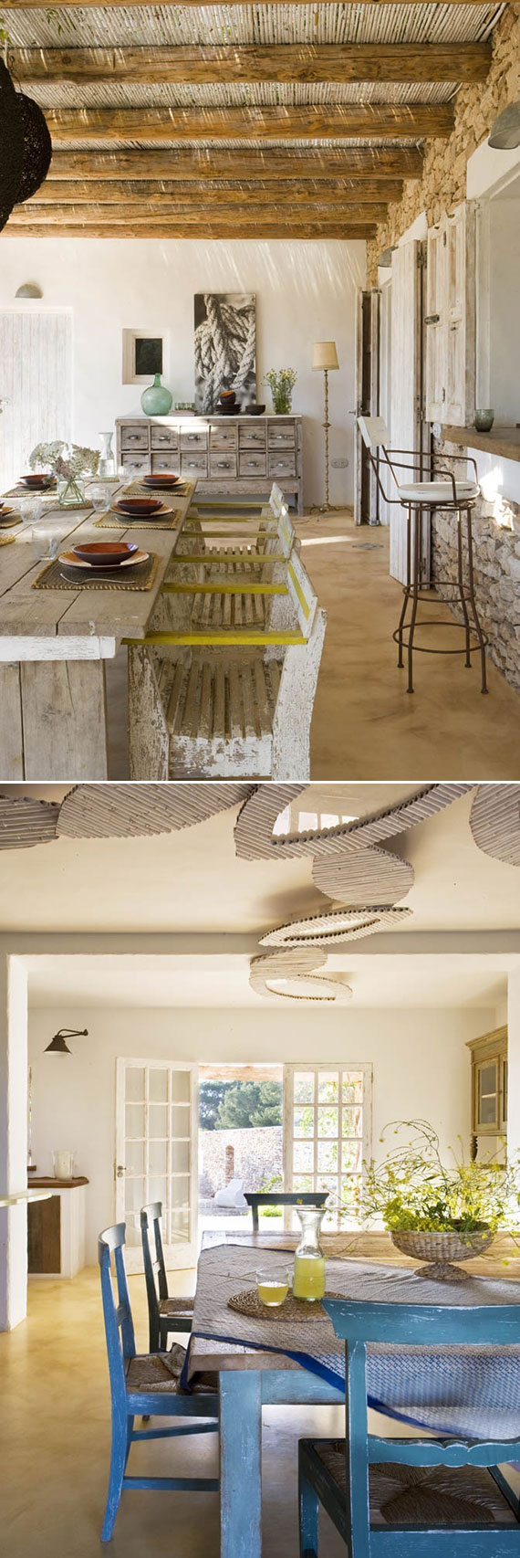 Formentera rustique pinterest living spaces outdoor living