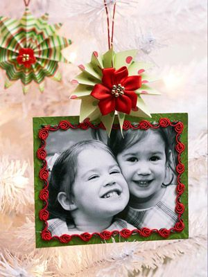 Beautiful Handmade Christmas Ornaments to Treasure