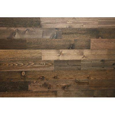 TimberChic 3  Wood Wall Tile Paneling in Freestone