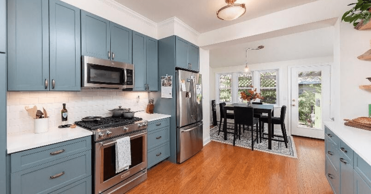 Design Advice for Your Galley Kitchen Remodel