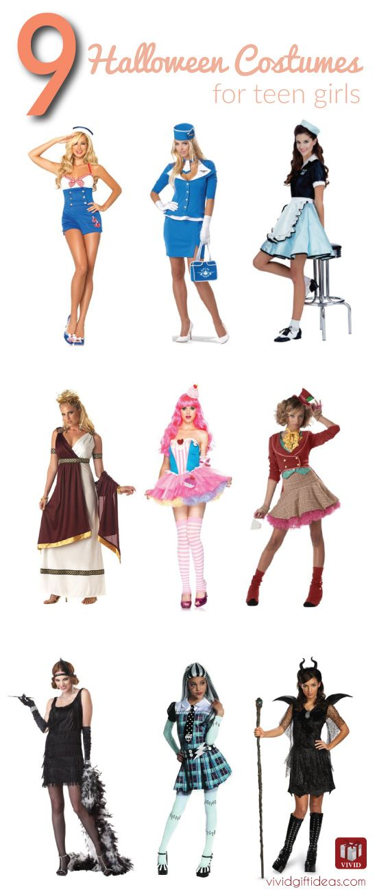 2014 Halloween Costumes for Teen Girls  sc 1 st  Pinterest & 2014 Halloween Costumes for Teen Girls | Pretty halloween costumes ...