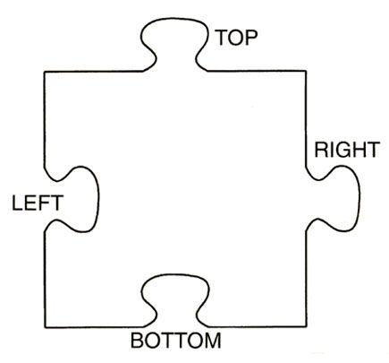 17 Best images about puzzle pieces on Pinterest | Friendship ...