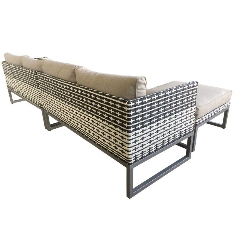 Pin On Lara Outdoor Furniture, Patio Sofa Table