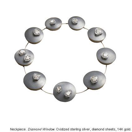 Tax Concept Neck Jewelry Art Contemporary Jewellery Jewelry