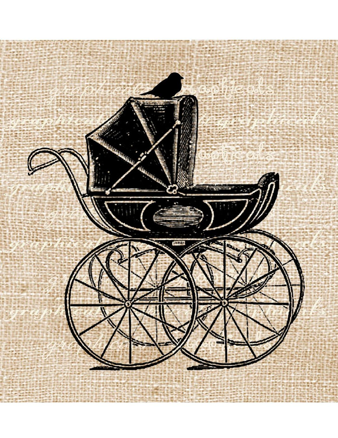 vintage baby carriage google search victorian baby carriages