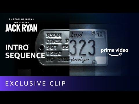 Jack Ryan Season 2 Opening Credits Prime Video Prime Video Creative Video Episode Game