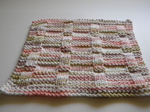 Ravelry Project Gallery For Alexs Cloth Pattern By Vaunda Rae