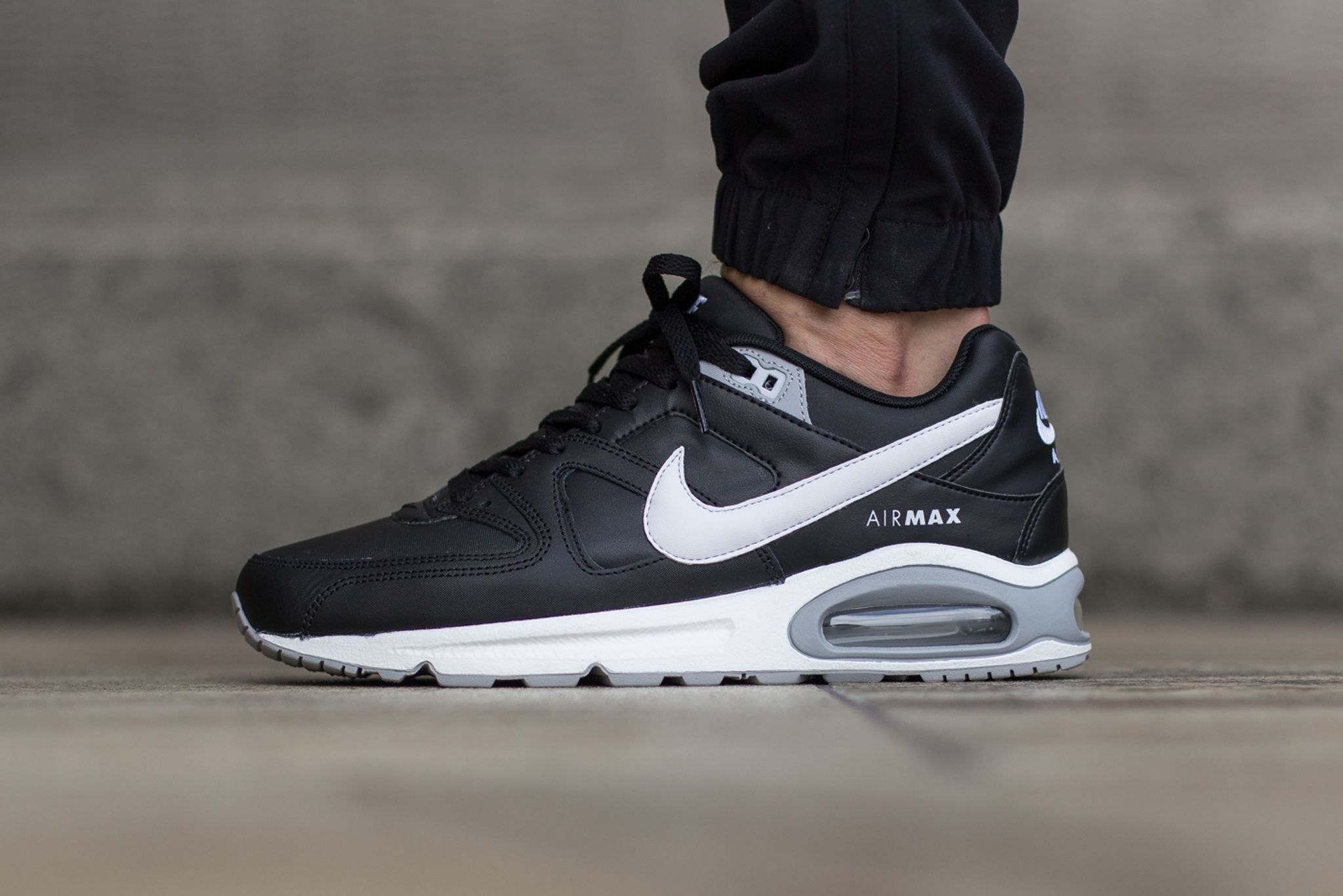 e96b7b9cc Nike Air Max Command Leather