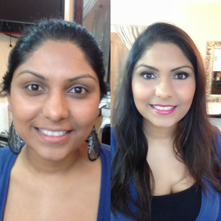 Indian Bride Wedding SF Makeup Lesson Wowpretty Cosmetics