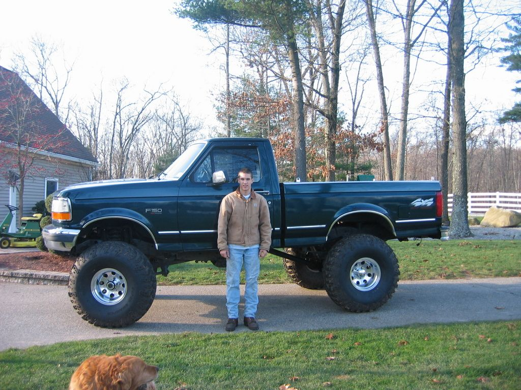 Ford f150 lariat 1995 lifted google search