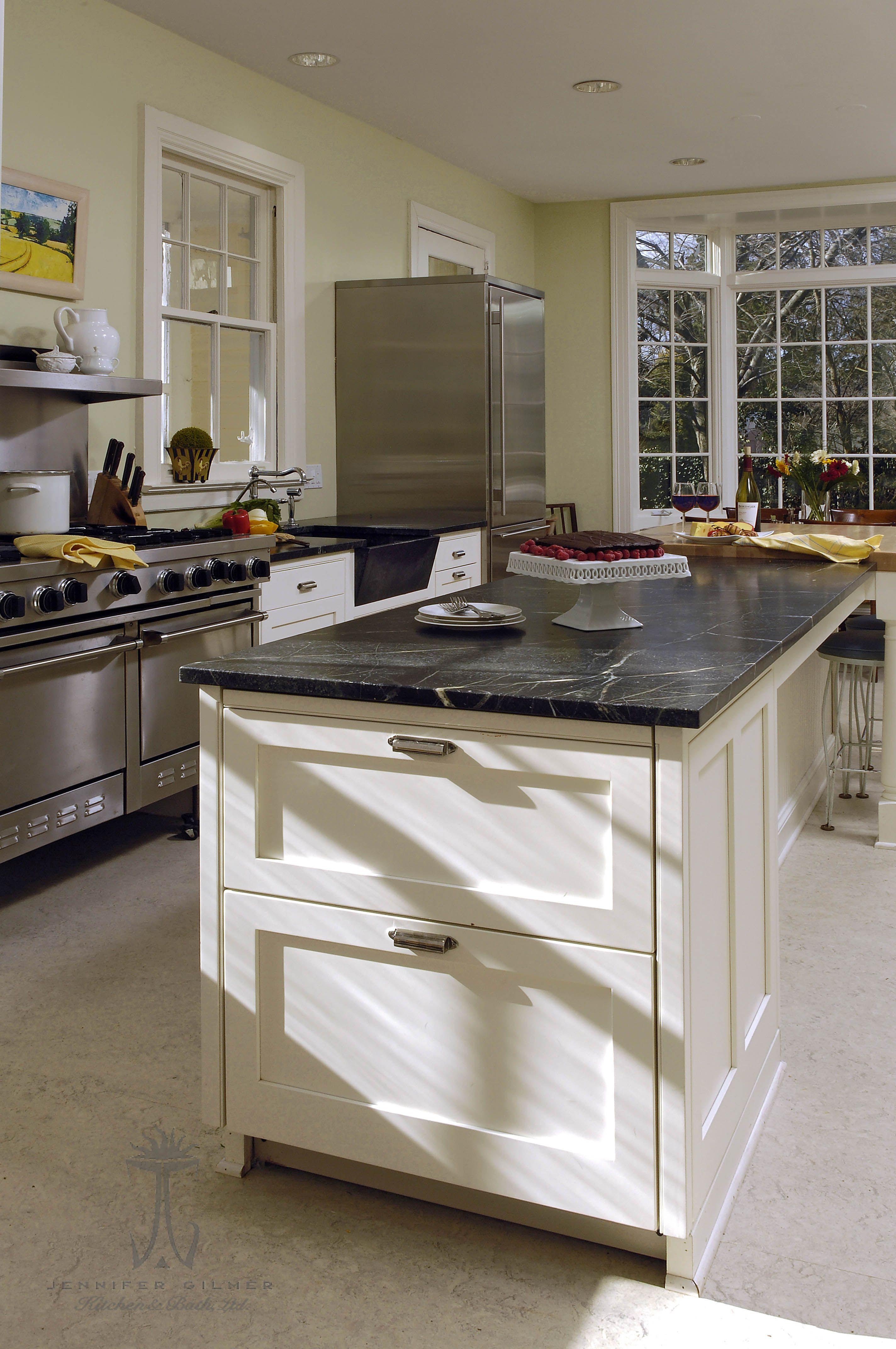Kitchen Designed By Jennifer Gilmer Kitchen U0026 Bath In Alexandria, Virginia  Includes Wolf R486G