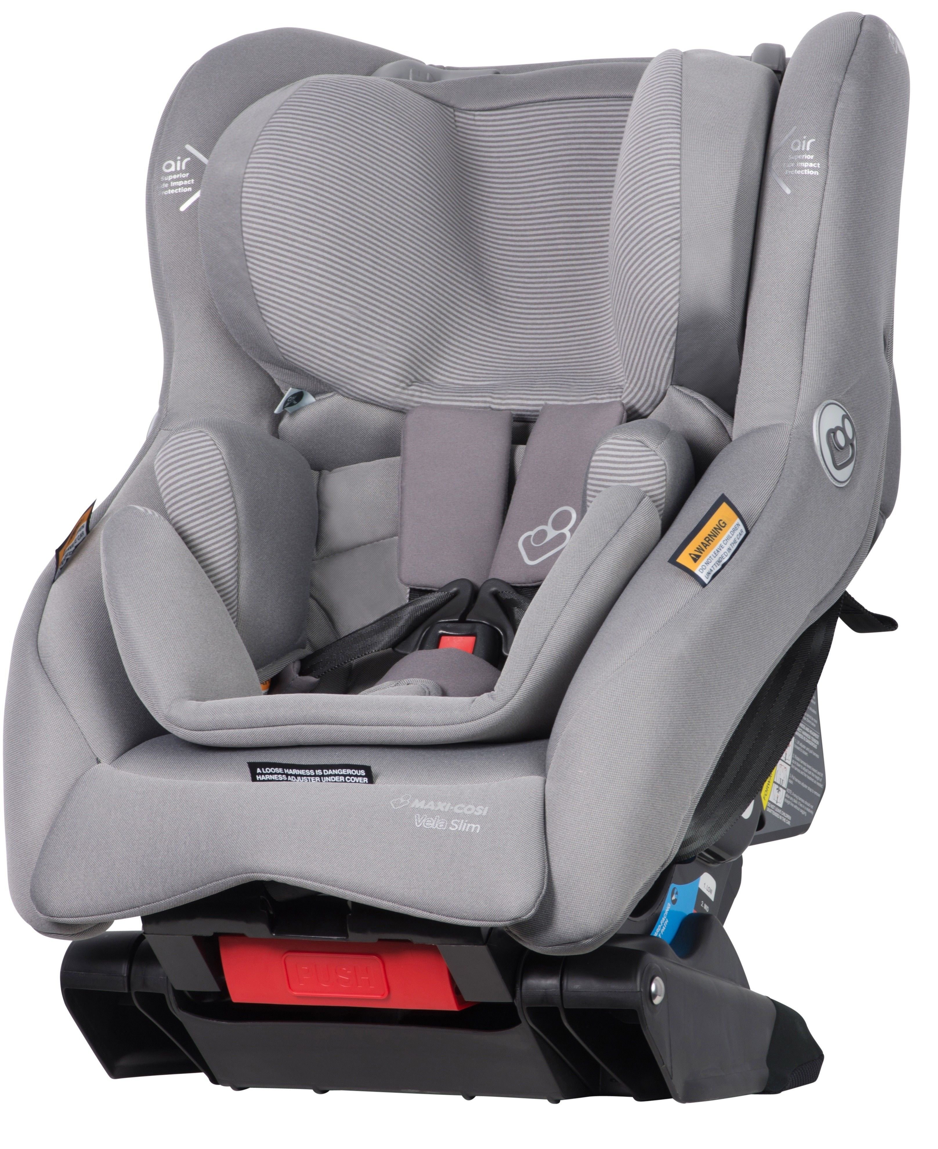 Maxi Cosi Baby Car Seat How To Install The Maxi Cosi Vela Slim Convertible Booster Seat It Isofix