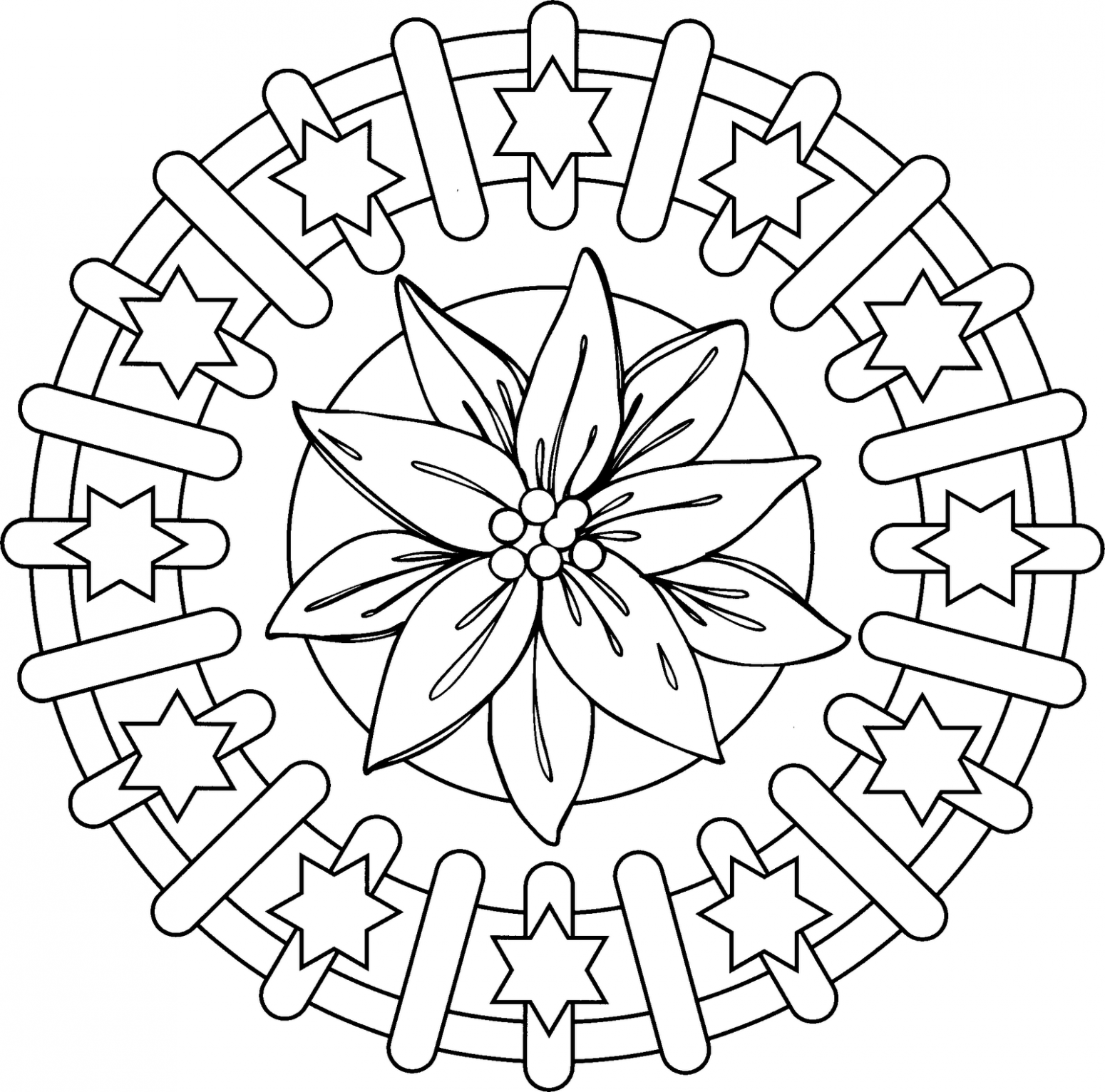 Simple Mandala Coloring Pages Latest Easter Eggs Mandala Coloring