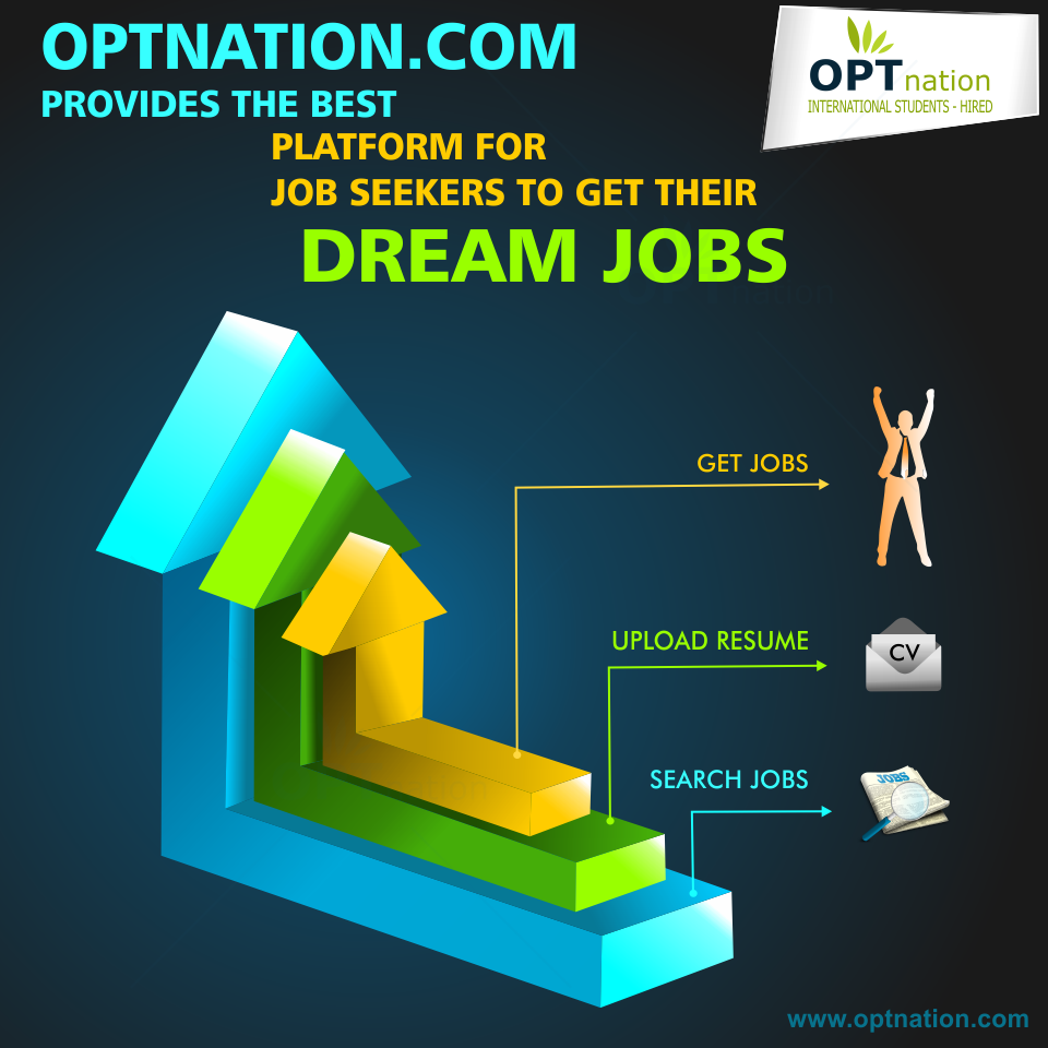 upload resume to opt nation and get dream jobs