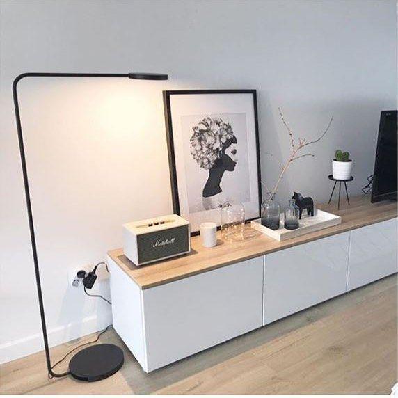 1 954 Mentions J Aime 16 Commentaires Ikea France Ikeafrance Sur Instagram Regram Chez Scandi Mandine La Deco Meuble Tv Meuble Ikea Salon Deco Salon