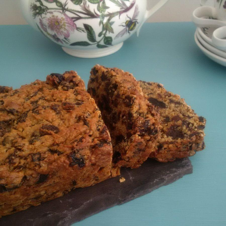 Yorkshire Tea Brack Gluten Free Tea Bread Recipe Granny S Recipe Recipes Yorkshire Tea