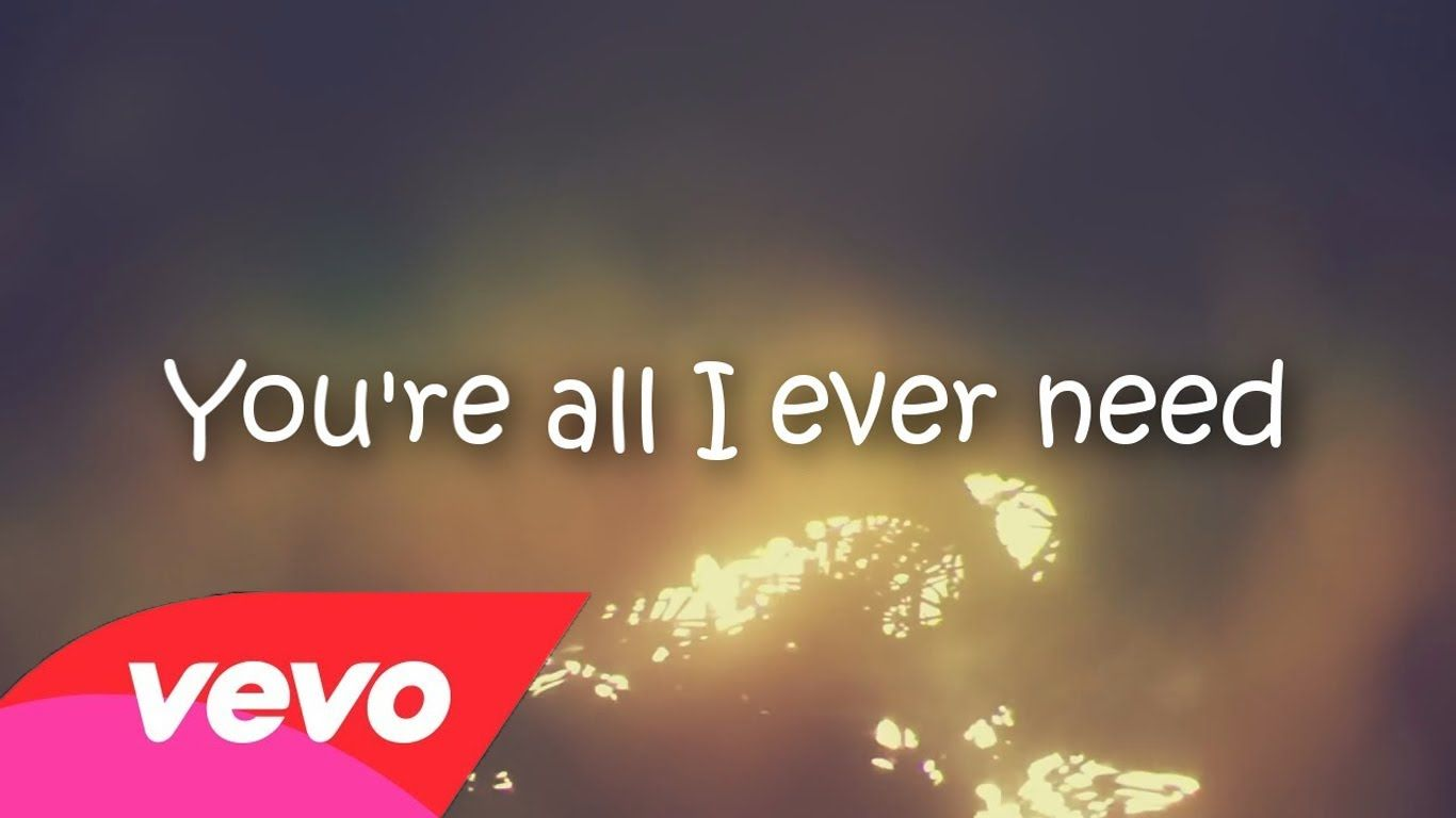 Austin Mahone All I Ever Need Official Lyric Video I Love This