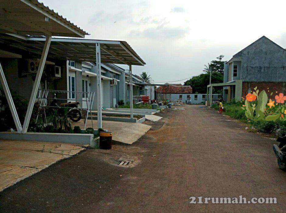 Rumah Murah di area BSD DP 10 juta langsung KPR Rumah