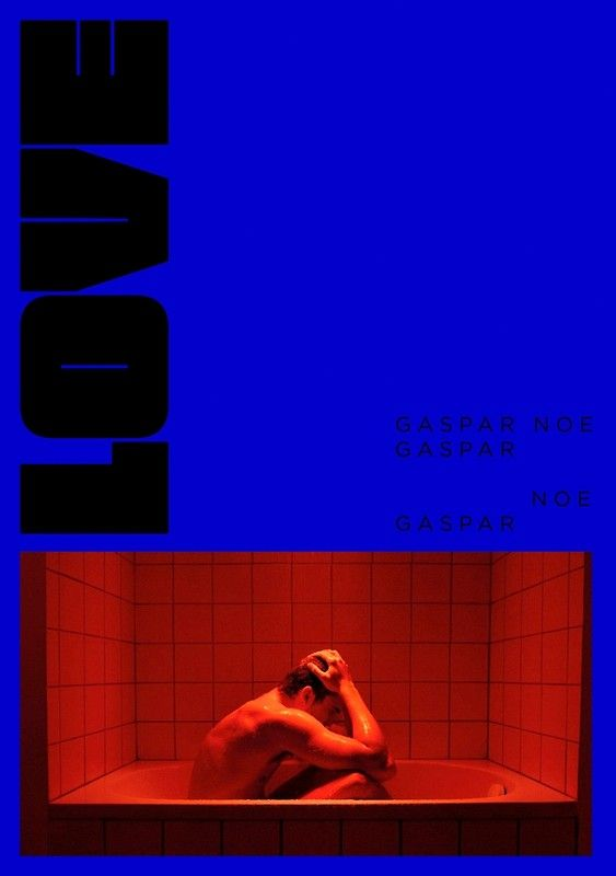 Posters Love Gaspar Noe De Novocaine9027 Redbubble Poster De Peliculas Carteles De Amor Poster De Cine