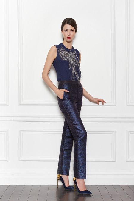Carolina Herrera | Pre-Fall 2013 Collection