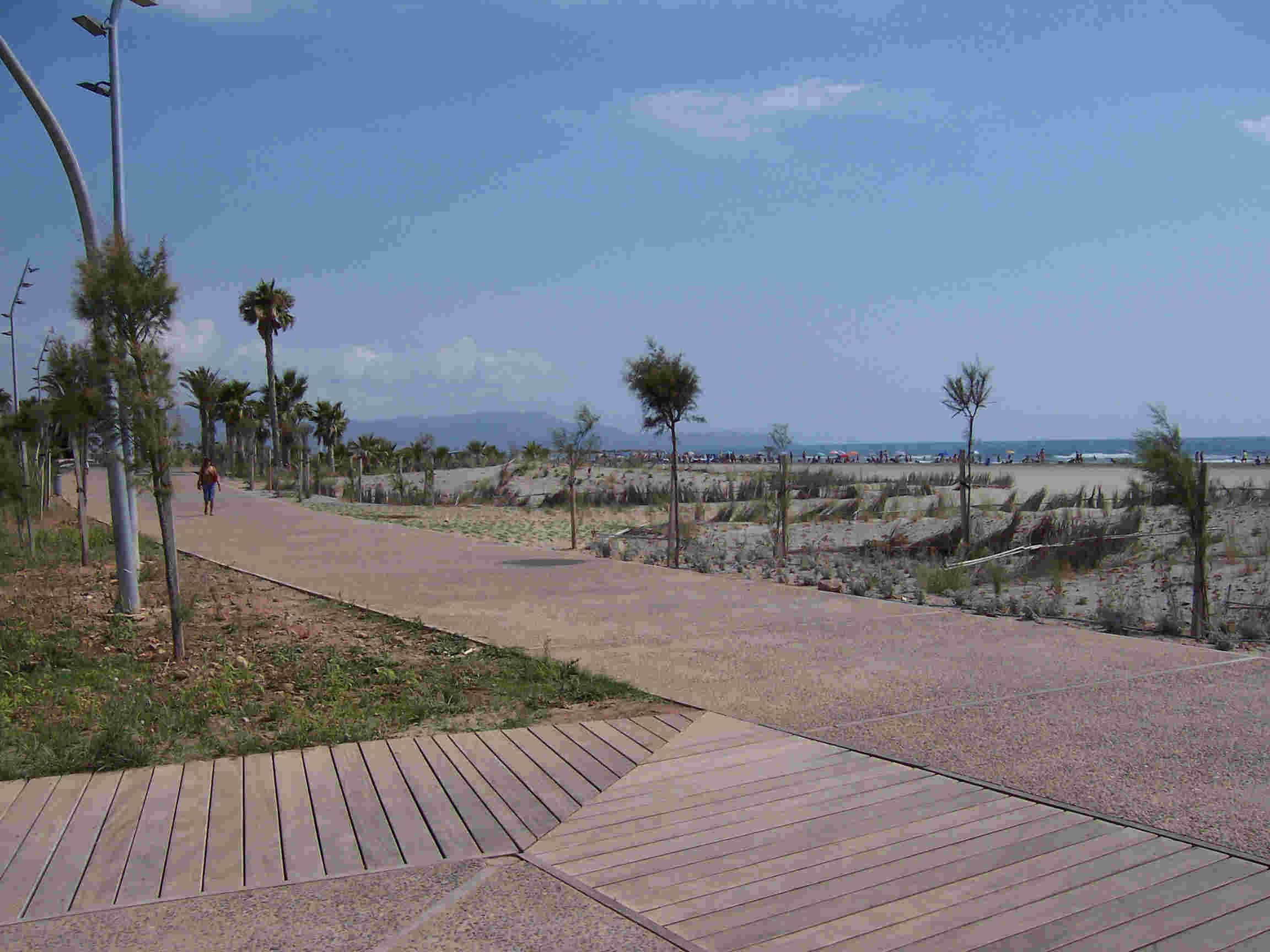 Playas Y Zonas Limitrofes Castellon De La Plana Castellon Playa