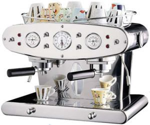 francis francis x2 espresso machine stainless steel. Black Bedroom Furniture Sets. Home Design Ideas