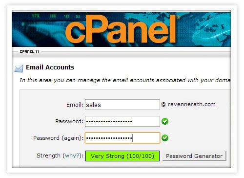 cPanel Tutorial - How To Manage Your Mail Accounts | Stuff
