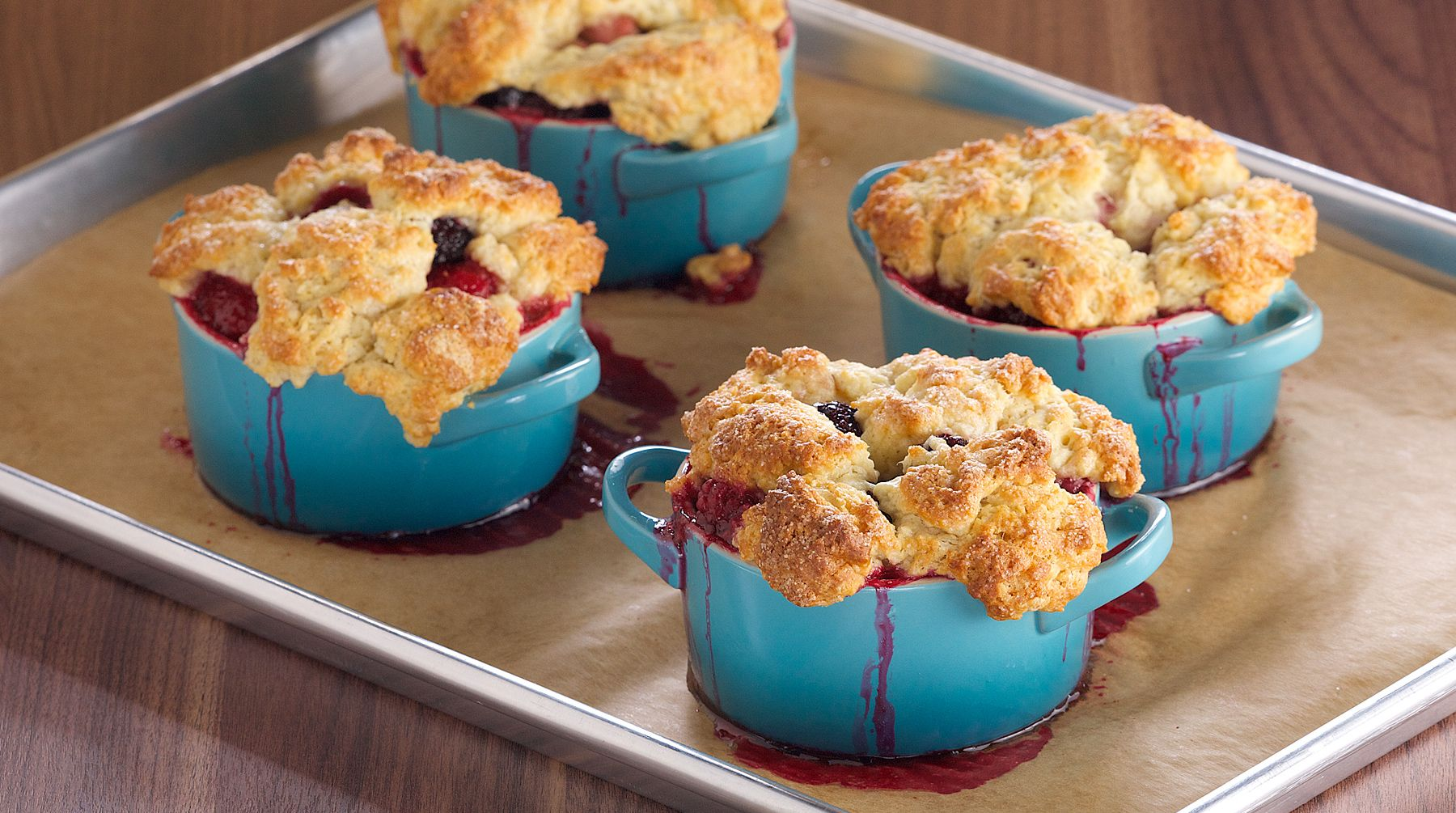 Whether its a savory tart or a creamy cheesecake anna olson is the try this quick and easy cobbler recipe from bake with anna olson forumfinder Gallery