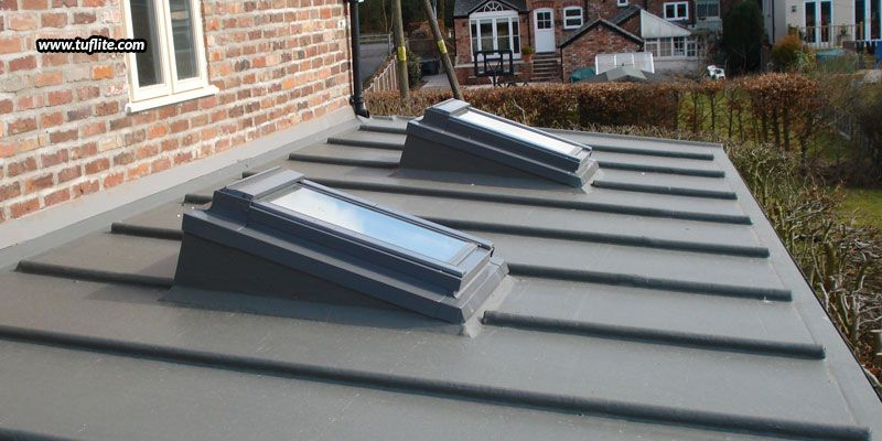 Roof Remodeling Ideas Tuflite Polymers In 2020 Remodel Roof Roofing Sheets