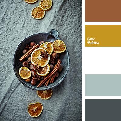 Color Palette  #1199