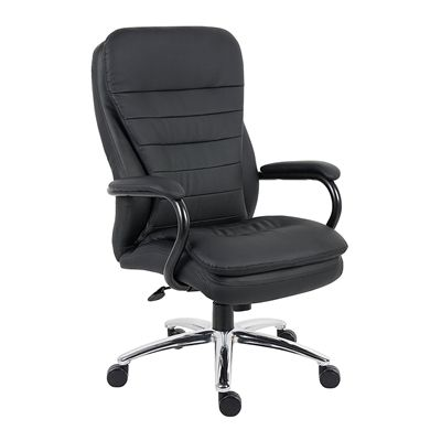 Nicer Furniture Office Chair Ap999l Big And Tall Full Grain