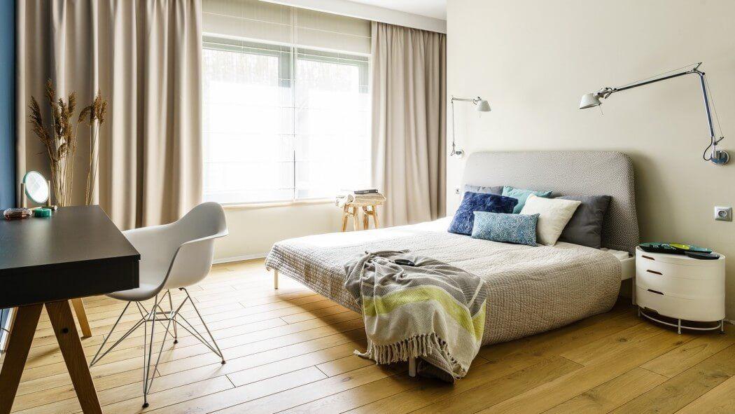 Idée déco pour la chambre ! http://www.m-habitat.fr/par-pieces/chambre/amenagement-d-une-chambre-2622_A