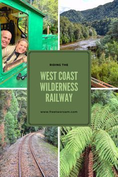 A fabulous day aboard the West Coast Wilderness Railway on the beautiful West co... - Travel To Australia #aboard #Australia #Beautiful #Coast #Day #fabulous #Railway #Travel #West #wilderness #Traintravel #Train #travel
