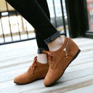 Boots TAN RN01 - elevenia