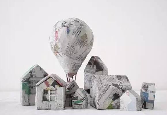 Ideas para el reciclaje de papel