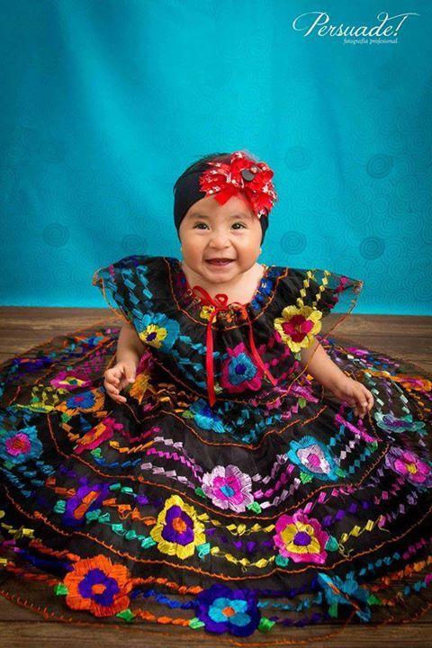 bebé mexicano