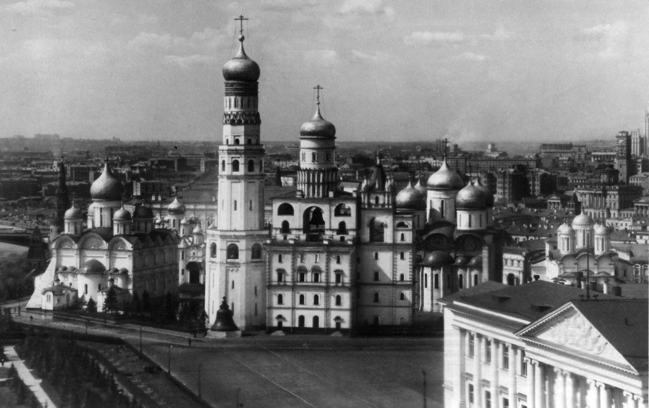 фотографии разрушений старой москвы нас найдете