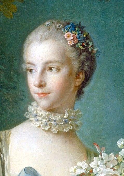 Marquise Historische Frisuren