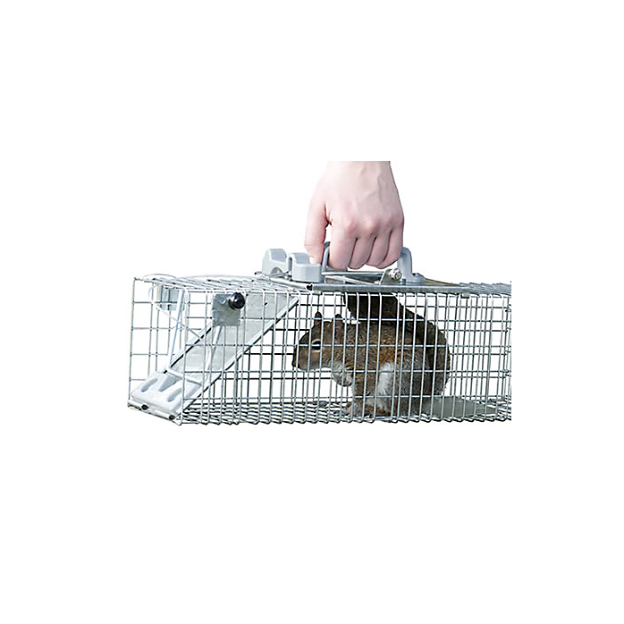 Havahart Small Easy Set Live Animal Cage Trap Pet Cage Live