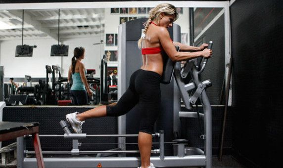 Free-Weight Alternatives to the Glute Kickback Machine