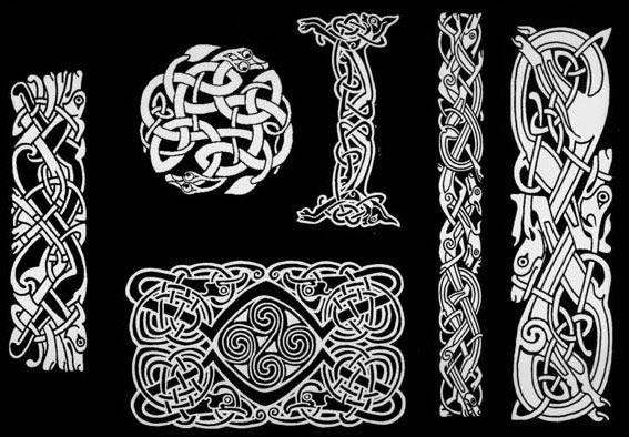 3g 567394 Linhas Da Alma Pinterest Celtic Knots And