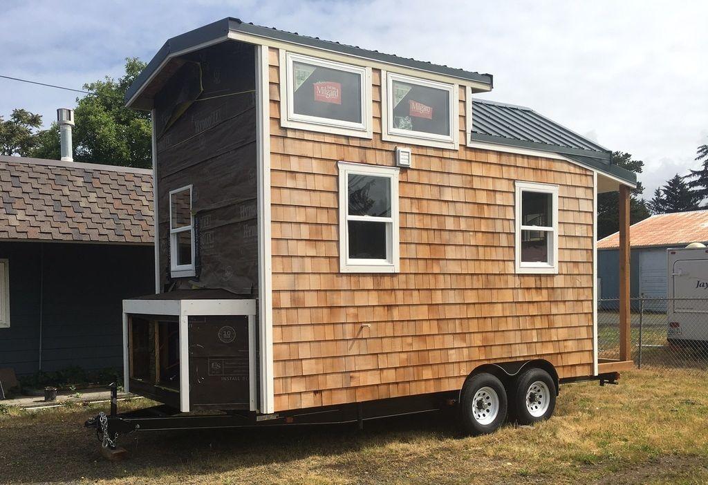 Best Warrenton Or Cedar Shake Loft Style 20 Tiny House On 400 x 300