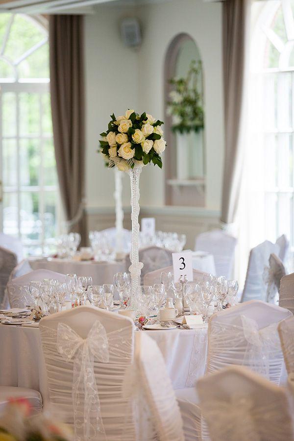 Dinners Set Theorangery Wedding Reception Dream Wedding