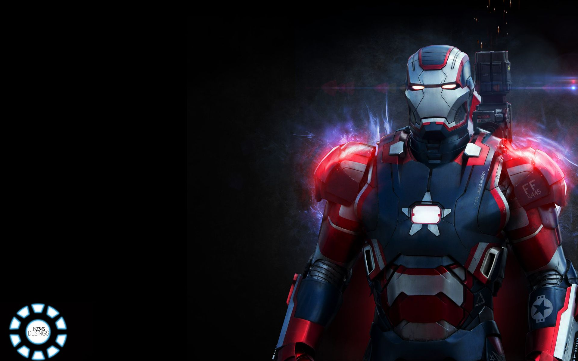 iron man 3 war machine hd wallpapers 5 photo | projects to try