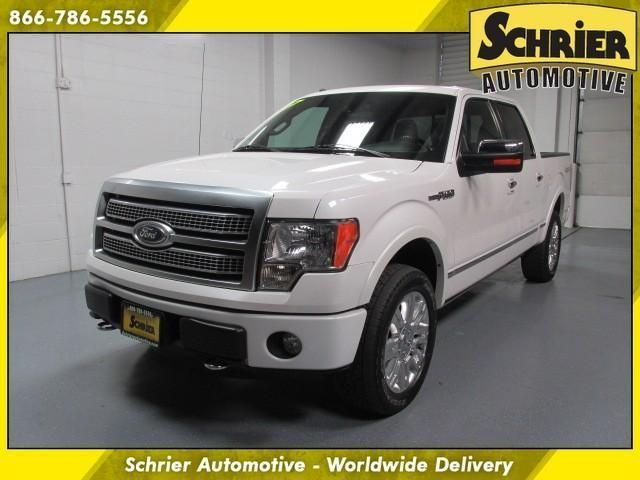 2011 Ford F150, 45,333 miles, $33,900.