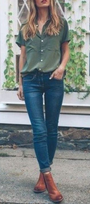 23 Beautiful Classy Women Fall Outfits #collegeoutfits