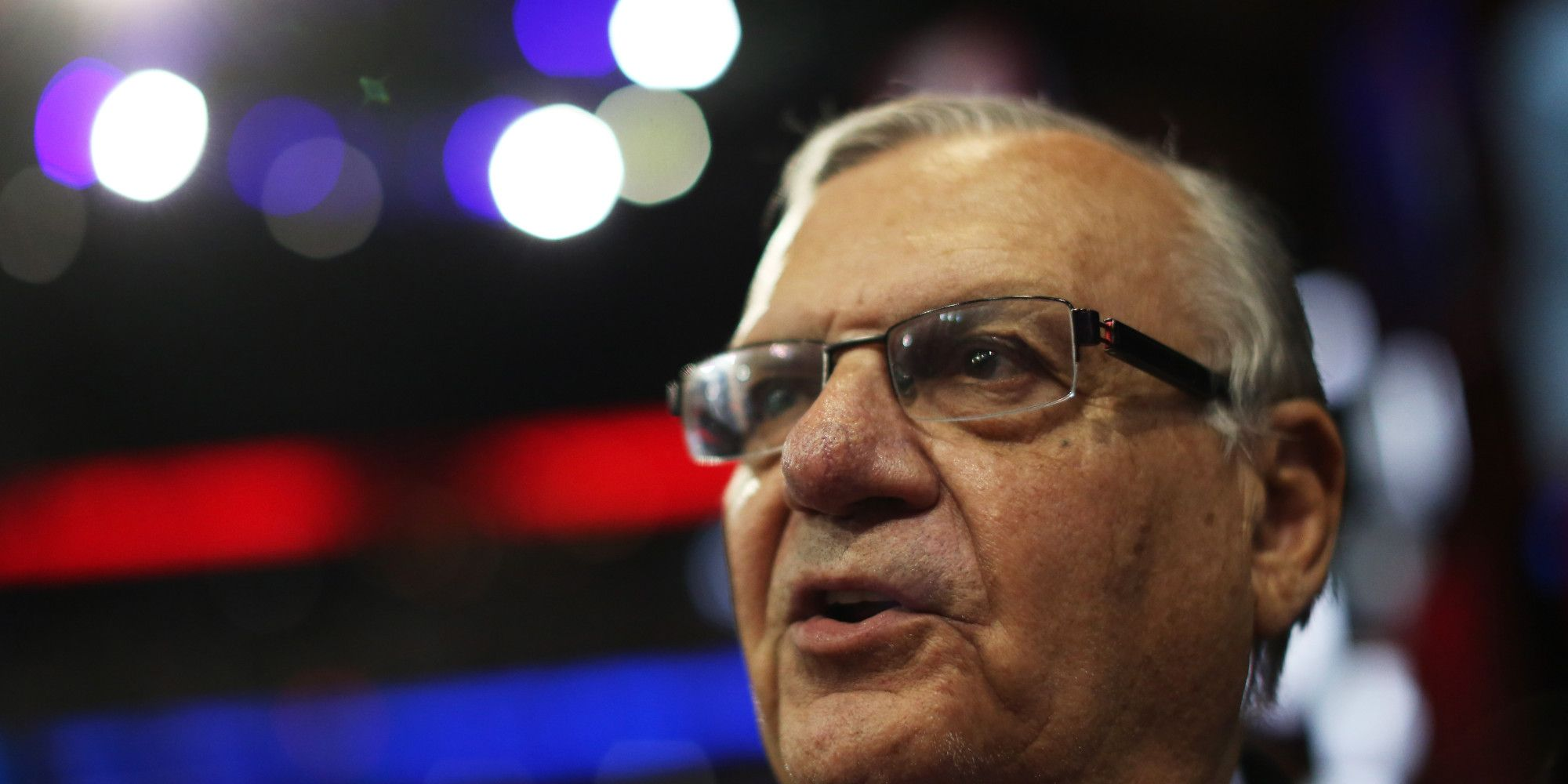 "The man known as ""America's Toughest Sheriff"" has weighed in on Alaska's Senate race.  A new robocall obtained by The Huffington Post features Joe Arpaio -- the Maricopa County, Arizona, sheriff who has drawn national attention for his ha..."