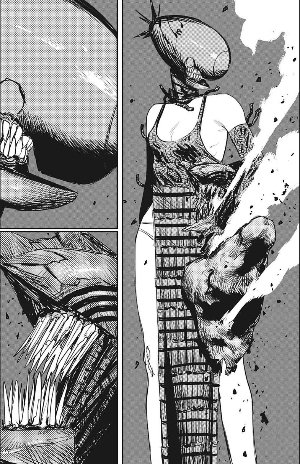 Pin by Charles Davis on チェンソーマン Manga art, Dark anime